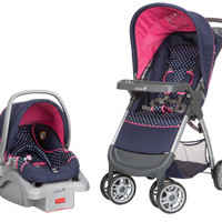 Carter's Amble Quad Travel System Cute as a Hoot - TR367BEK