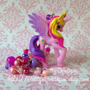 Princess Cadance - RARE - My Little Pony Necklaces - MLP:FiM