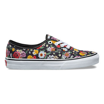 Lux Floral Authentic | Shop At Vans