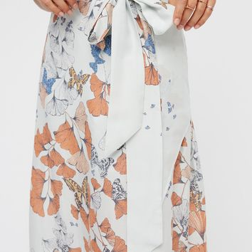 Free People Bri Bri Butterfly Maxi