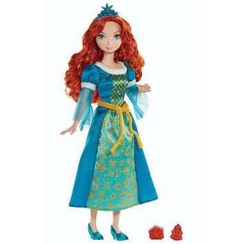 Disney Princess Seasonal Princess Merida Doll