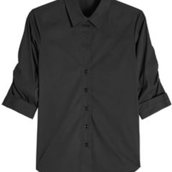 Shirt with Cotton - Steffen Schraut | WOMEN | US STYLEBOP.COM