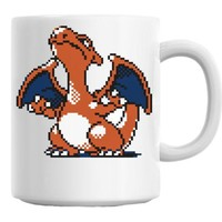 MDIGYN5 Charizard - Old School Mug