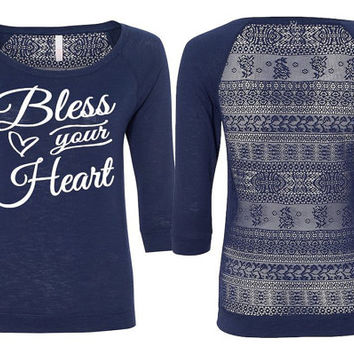 Bless Your Heart Shirt