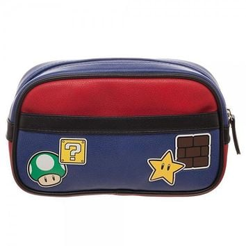 Nintendo Super Mario Cosmetics Bag