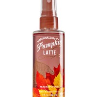 Travel Size Fine Fragrance Mist Marshmallow Pumpkin Latte