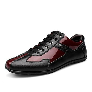 Luxury Modern Genuine Leather High Quality Shoes