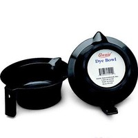 Annie Dye and Tinting Bowl Black