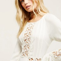 Free People Sunkissed Mini Dress