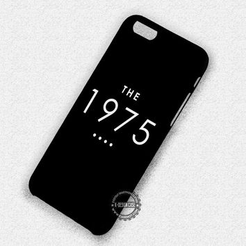The 1975 Logo - iPhone 7 6 6s 5c 5s SE Cases & Covers