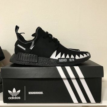 CREYONY8 Adidas NMD R1 PK Neighborhood NBHD 9,5