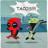 Deadpool & gir