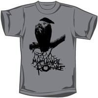 My Chemical Romance Raven T-shirt - My Chemical Romance - M - Artists/Groups - Rockabilia