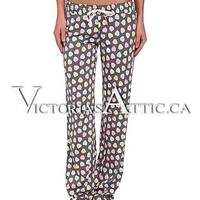 PJ Salvage Sweet Hearts Candy Pant : Victoria's Attic