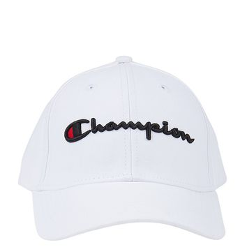 Champion Hat in Black