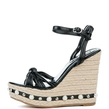 Cape Robbin Women's Mabel-1 Wedge