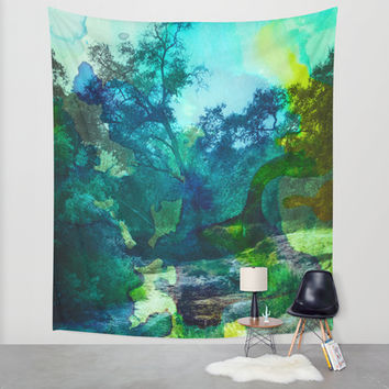 No Relief Wall Tapestry by DuckyB (Brandi)