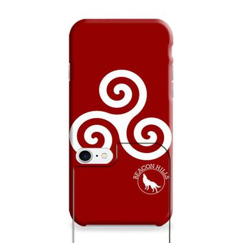 Teen Wolf Inspired Triskelion Symbol iPhone 6 | iPhone 6S Case