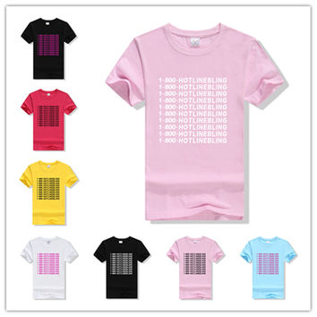 1-800 Hotline Bling  T-shirt Men