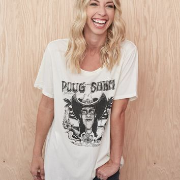 Doug Sahm & Friends Women's Boyfriend Tee