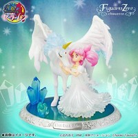 Bandai Figuarts Zero Chouette Sailor Moon Crystal - Chibi-Usa and Helios Figure