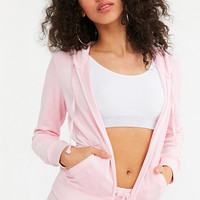 Juicy Couture For UO Robertson Hoodie Jacket | Urban Outfitters