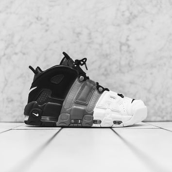 Nike Air More Uptempo '96 - Black / White