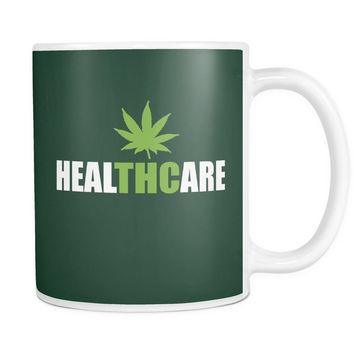 THC Healthcare - 11oz. Mug