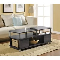 Carson Coffee Table, Multiple Finishes - Walmart.com