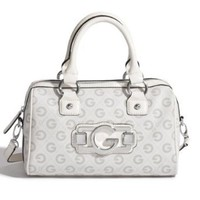 G by GUESS Felice Logo Box Satchel