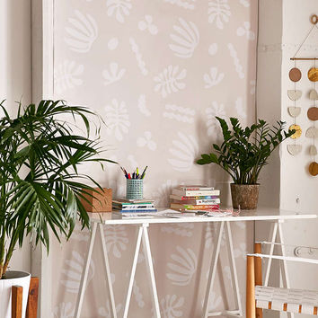 Chasing Paper And Kate Zeremba Flora Removable Wallpaper - Urban Outfitters