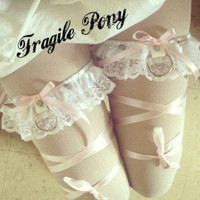 Dollie Ballerina Garter set