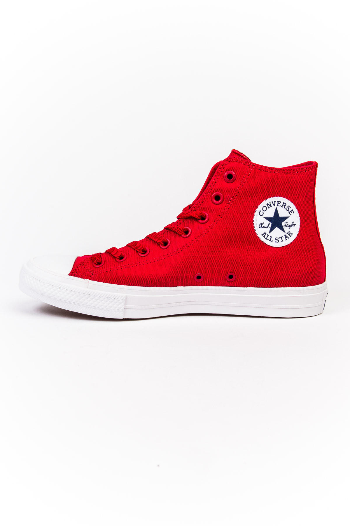 0ed2ed2a68bef4 Converse Chuck Taylor All Star II Red Hi from Probus