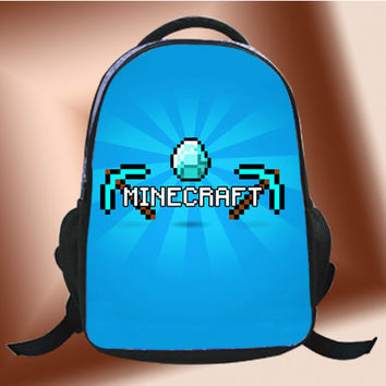 Minecraft Diamonds - SchoolBags.
