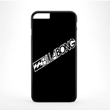 billabong black logo Iphone 6 Plus | 6s Plus Case