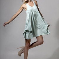 Drapey Trapeze Dress