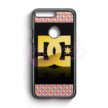 Dc Shoes Logo Google Pixel Case | aneend.com