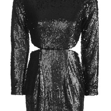 **Sequin Bodycon Dress by Glamorous Petites - New In