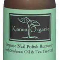 Organic Soy Nail Polish Remover by Karma Organics – Tea Tree - Whimsical & Unique Gift Ideas for the Coolest Gift Givers