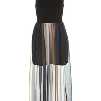 Strappy Ombre Maxi - View All - Dress Shop - Miss Selfridge US