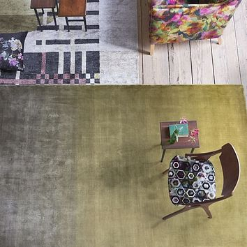 Eberson Moss Rug by Designers Guild