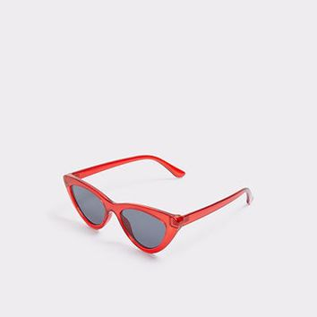 Meacham Red Women's Sunglasses | ALDO US
