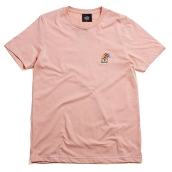 Bouquet T-Shirt Heather Peach