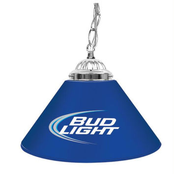 Bud Light 14 Inch Single Shade Bar Lamp