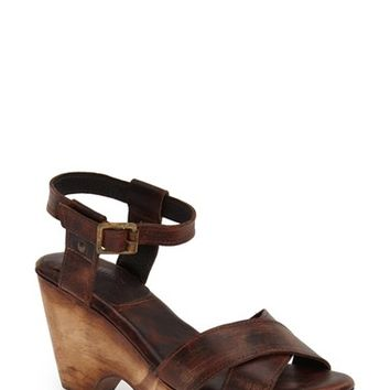 "Women's Freebird by Steven 'Cape' Platform Sandal, 3 1/2"" heel"