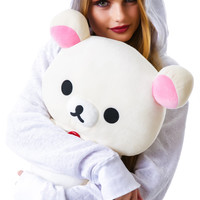 Sazac Korilakkuma Plushie Off White One