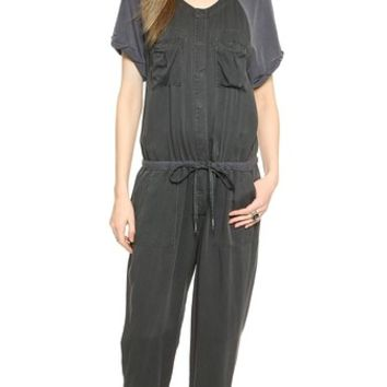 Free People Utility Jumpsuit