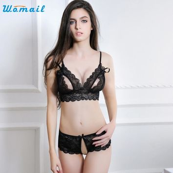 New Good Deal Activing Women Sexy Lingerie Chest A File Open Charming Underwear F13X12