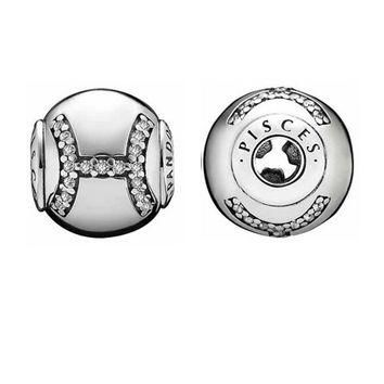 Authentic Pandora Jewelry - PANDORA ESSENCE Zodiac-PISCES (Needs ESSENCE Bracelet)