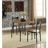 Slingsbury Industrial 3 Pc. Dining Table Set